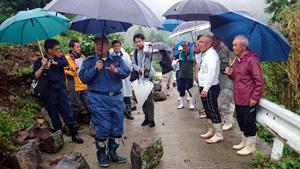 熊本地震関連の活動