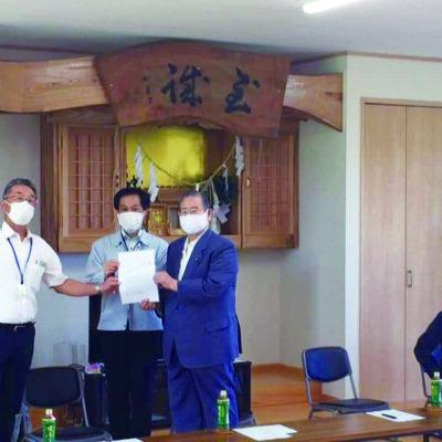 7月熊本豪雨被災地視察特集号(県北)