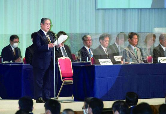 2020年10月号野田たけし活動レポート