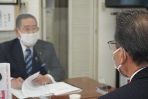 熊本県農業者政治連盟緊急要請5
