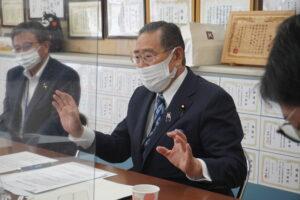熊本県農業者政治連盟緊急要請3